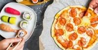<b>Скидка до 50%.</b> Сет изроллов, темпуров или пиццы отресторана доставки «Япоша»