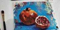 Онлайн-курс масляной живописи для начинающих «Кисть имастихин» отстудии «А-ля Прима» (950руб. вместо 1900руб.)