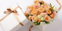 <b>Скидка до 58%.</b> Бокс или букет сцветами либо угощениями навыбор
