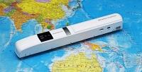 Мобильный сканер Mustek iScanAir GoH410W (4536руб. вместо 6480руб.)