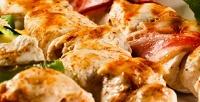 Блюда навыбор втрактире «Манты Карла» соскидкой50%