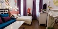 <b>Скидка до 66%.</b> Проживание вцентре Санкт-Петербурга вквест-апартаментах «Чеширский кот»
