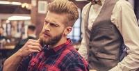 <b>Скидка до 55%.</b> Стрижка, коррекция бороды, «Королевское бритье» вбарбершопе Black Papa
