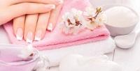 <b>Скидка до 71%.</b> Маникюр ипедикюр спокрытием гель-лаком, SPA-скрабированием ивыравниванием ногтевой пластины либо без встудии красоты Lovrush