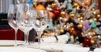 Новогодняя ночь сразвлекательной программой ипраздничным столом вресторане «Мадам Гюго» (3000руб. вместо 6000руб.)