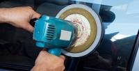 <b>Скидка до 83%.</b> Полировка иглянцевание кузова, реставрация фар или пластика салона, прокатка литого диска, пайка бампера, полировка лобового стекла автомобиля отавтоцентра «СКС наМадояна»