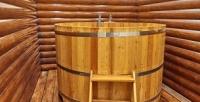 <b>Скидка до 52%.</b> 3, 4или 5часов посещения финской сауны сбассейном или русской бани скупелью воздоровительном центре-сауне «Гармония души &тела»