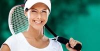 <b>Скидка до 63%.</b> Групповые занятия большим теннисом всети теннисных клубов Liga Tennis