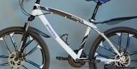 <b>Скидка до 48%.</b> Велосипед Green Bike налитых дисках навыбор