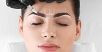 <b>Скидка до 78%.</b> Перманентный макияж век, бровей или губ всалоне красоты «Вселенная красоты»