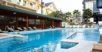 <b>Скидка до 50%.</b> SPA-отдых попакету Relax, Sport или Super спосещением сауны, хаммама, бассейна вSPA-комплексе отеля «Экодом»