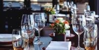 <b>Скидка до 52%.</b> Ужин ссалатом, горячим блюдом инапитками всемейном кафе «Медальон»
