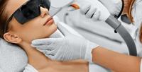 <b>Скидка до 98%.</b> 3, 6или 12месяцев безлимитного посещения сеансов лазерной эпиляции зон тела в«Сети медицинских клиник СПб»