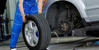 <b>Скидка до 63%.</b> Шиномонтаж ибалансировка 4колес радиусом доR18, хранение колес сдисками радиусом отR13 доR22в автосервисе Shin Club