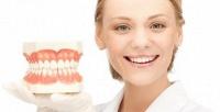 УЗ-чистка зубов или лечение кариеса в стоматологической клинике Al-Dento. <b>Скидкадо83%</b>
