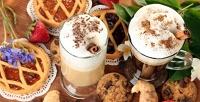 Всё меню кухни инапитки вкофейне «Буду кофе» соскидкой50%