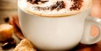Кофейные коктейли инечайные чаи навынос откофейни «Восток-Запад» соскидкой50%