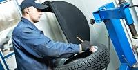 <b>Скидка до 67%.</b> Шиномонтаж ибалансировка колес радиусом отR12 доR22с перебортировкой в«Шиномонтаже наПрошлякова»