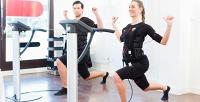 <b>Скидка до 52%.</b> 1, 4или 8индивидуальных EMS-тренировок илимфодренажный массаж встудии NRG Fit