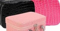 <b>Скидка до 55%.</b> Набор кистей для макияжа, шкатулка для украшений или кейс для косметики навыбор
