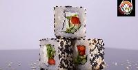<b>Скидка до 60%.</b> Сеты роллов отсети служб доставок Sushi Fun