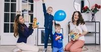 <b>Скидка до 54%.</b> Месяц занятий поанглийскому языку для детей, взрослых вязыковом центре Lollipop