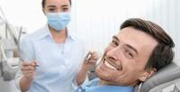 <b>Скидка до 52%.</b> Лечение кариеса сустановкой пломбы ипрофессиональная гигиена полости рта встоматологии «Супердент»