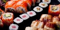 <b>Скидка до 50%.</b> Набор роллов отслужбы доставки Sushi Prime