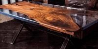 <b>Скидка до 52%.</b> Сертификат номиналом 15000, 20000 или 30000на изготовление столов изслэбов иэпоксидной смолы