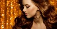 <b>Скидка до 60%.</b> Создание пробного свадебного образа, прическа, укладка, макияж, коррекция иокрашивание бровей встудии красоты Goldy
