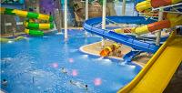 <b>Скидка до 40%.</b> Целый день посещения аквапарка вТРЦ «Европа»