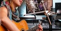 <b>Скидка до 55%.</b> Занятия повокалу, фортепиано, сольфеджио или гитаре встудии вокала Vocal Studio Virtuozoff