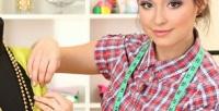 <b>Скидка до 90%.</b> Онлайн-курс дизайна одежды, кройки ишитья или рукоделия отобучающего центра Hedu