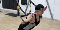 <b>Скидка до 57%.</b> Групповые или индивидуальные занятия встудии функционального тренинга «TRX-фитнес»