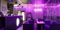 Паровые коктейли инапитки ивсё меню водном из4кафе сети Lounge Cafe Professor Smoke соскидкой50%