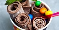 <b>Скидка до 53%.</b> Жареное, гранулированное мороженое или дондурма вкафе «Восток Азия»