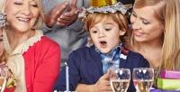 <b>Скидка до 50%.</b> Проведение детского праздника отагентства «Бумфетти»