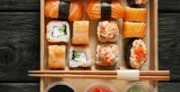 Роллы, сеты, салаты исупы отресторана доставки «Два самурая» соскидкой50%