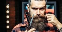 <b>Скидка до 57%.</b> Мужская, детская стрижка, коррекция, моделирование бороды, бритье вбарбершопе BadBoy