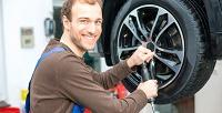 <b>Скидка до 68%.</b> Шиномонтаж четырех колес автомобиля радиусом доR18с перебортировкой или без всети Moikin