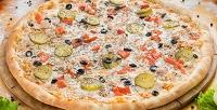 Пицца ироллы отслужбы Pizza 24/7со скидкой50%
