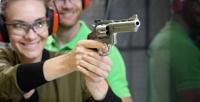 <b>Скидка до 66%.</b> Стрельба изавтомата, винтовки, пистолета илука всети стрелковых комплексов Shooter