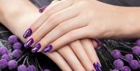 <b>Скидка до 70%.</b> Маникюр спокрытием гель-лаком или наращивание ногтей встудии красоты «Мандарин»