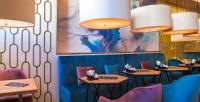 Блюда инапитки вкафе «Здесь поем» соскидкой50%
