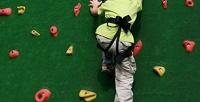 Посещение веревочного парка искалодрома для детей вразвлекательном комплексе «Рина». <b>Скидкадо63%</b>