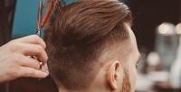 <b>Скидка до 55%.</b> Мужская, детская стрижка или моделирование бороды отбарбершопа «ЧаЧ &CаКаЛ»