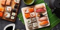<b>Скидка до 50%.</b> Роллы, сет или комбонабор отсуши-бара Sushi Bar Chef