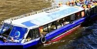 <b>Скидка до 55%.</b> Прогулка натеплоходах «Венеция» и«Столица1» спричала «Зарядье» поводоотводному каналу откомпании Boat-Tour