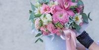 <b>Скидка до 62%.</b> Цветочный букет вкоробке, ящике, корзине или букет для невесты