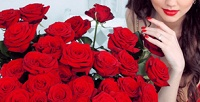<b>Скидка до 57%.</b> Розы длиной до70см